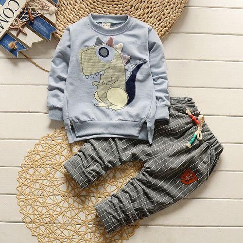 Dino Boy clothes fashion