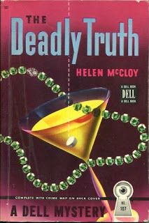 Pretty Sinister Books - The Deadly Truth by Helen McCloy