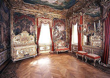 Western Tapestry Chamber Schloss Linderhof Linderhof Palace Palace Tour Castles Interior