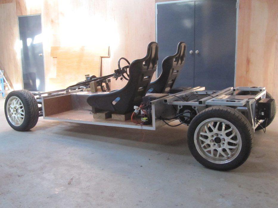 Electric Vehicle A Simple Lightweight Ev Platform Electric Cars Electric Car Conversion Vehicles