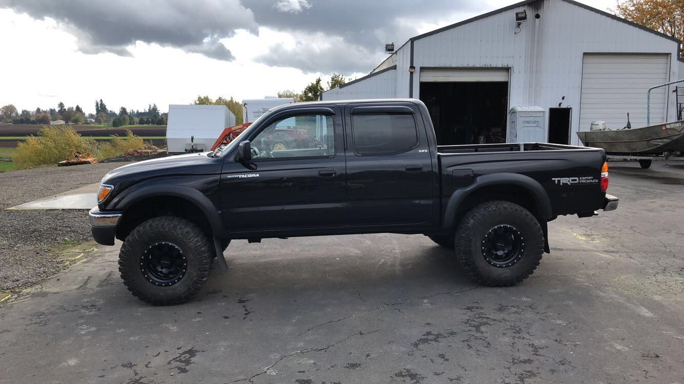 2002 Toyota Tacoma 3in lift with 33s | rides | Toyota trucks