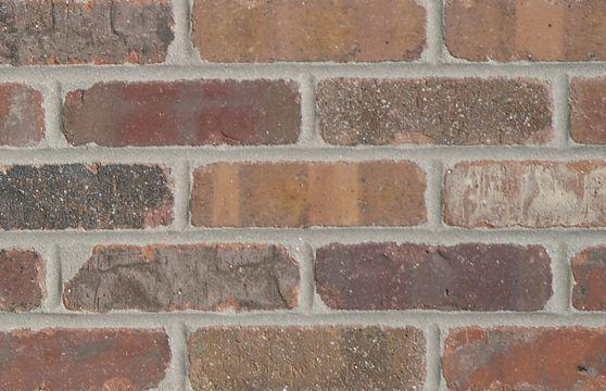 General Shale Peppermill Thin Brick Yard Pinterest