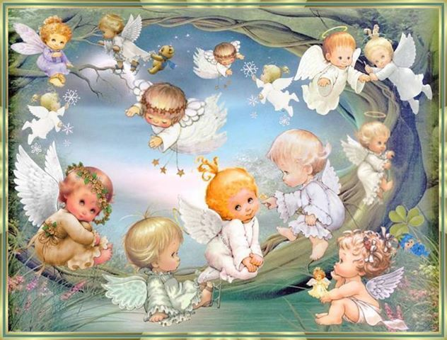 A Letter To The Angels Of Newtown Imagenes De Angeles Angel