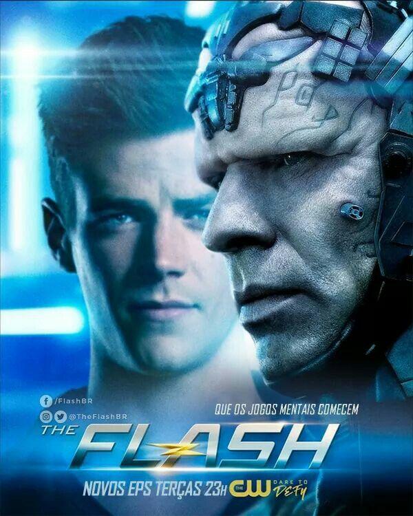 Flash 4\' Temporada | Flash | Pinterest | Flash y Temporadas