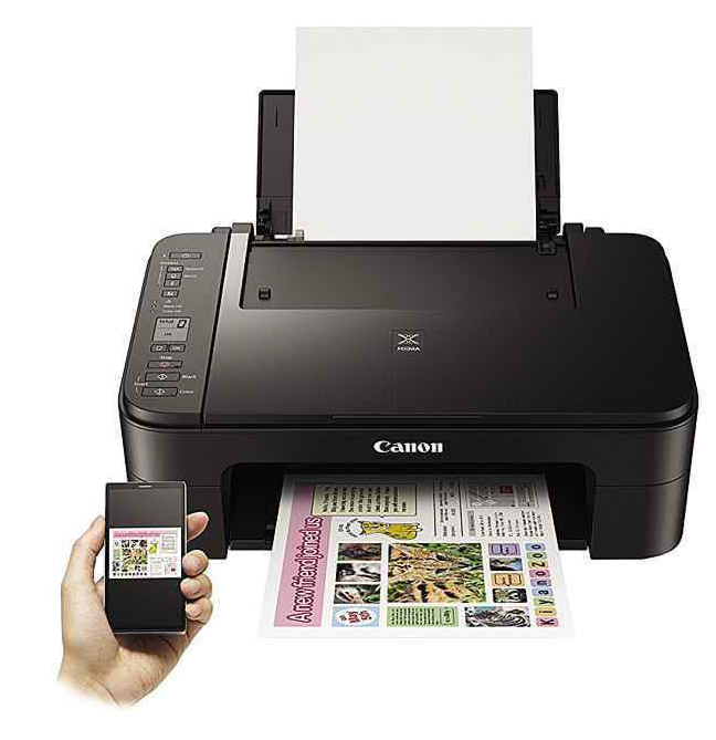 How To Get Canon Printer To Print Only Black