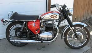67 BSA Lightning, This is what the one in our garage will look like someday!