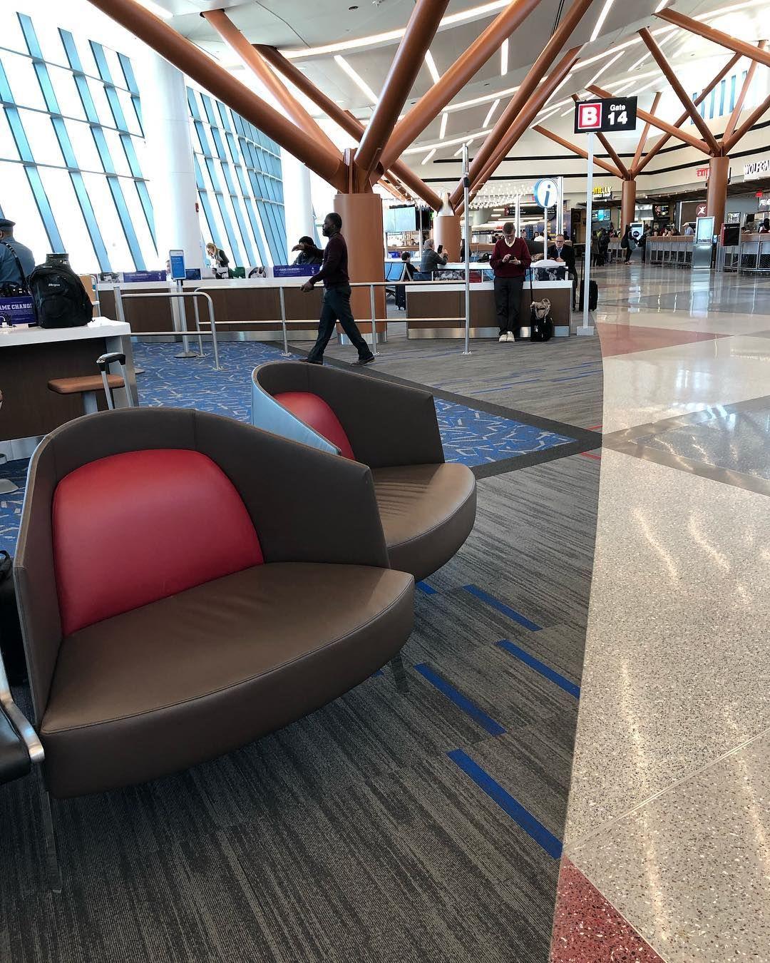 Terrazzo Flooring At Boston Logan International Airport