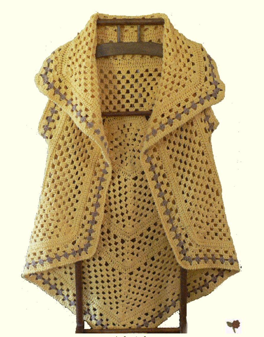 DIY Crochet Lace Jacket Pattern Ideas   Häkeln