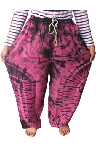GENUINE FINE COTTON RAYON TIE DYE FISHERMAN YOKA PANTS *** You can get more details by clicking on the image.(This is an Amazon affiliate link and I receive a commission for the sales)