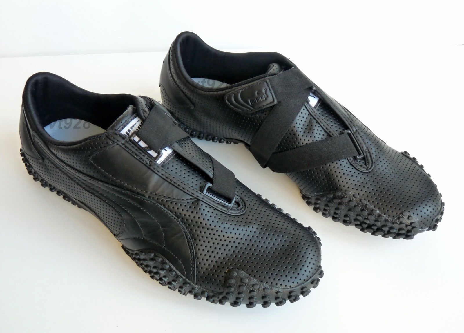 Mens shoes black, Leather men