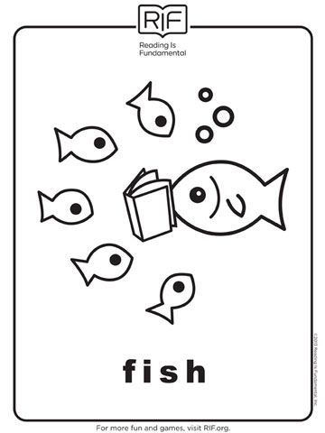 Free Reading Animal Coloring Pages Kids learning, Fun