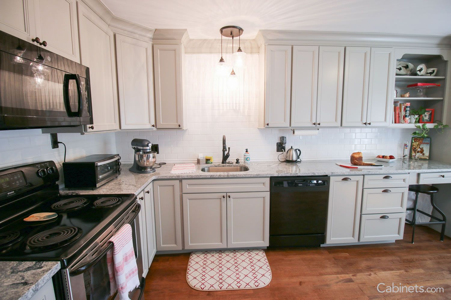 Best Belleair Maple Willow Gray With Images Kitchen 400 x 300