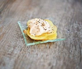 Mini Tartine con porcini | Settembre 2013