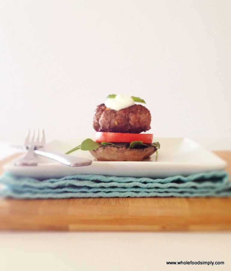 Quick, easy and delicious burgers. Perfect for the whole family. Free from gluten, grains, dairy, and egg. We love them, I hope you do too.
