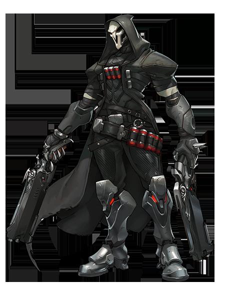 Reaper Png 450 600 Ksatria Ilustrasi Karakter Ilustrasi