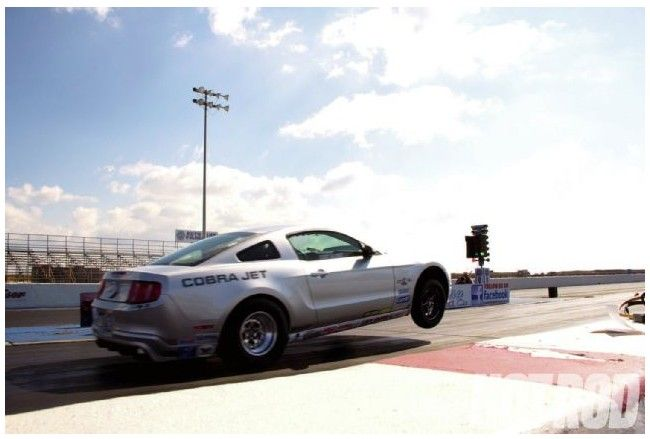 To say Ford invented drag racing isn't entirely true -- but it's close...