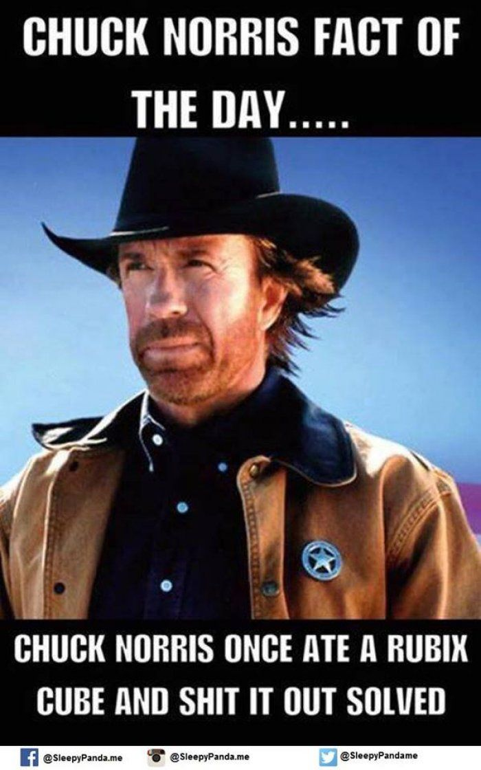 Chuck norris fact of t...