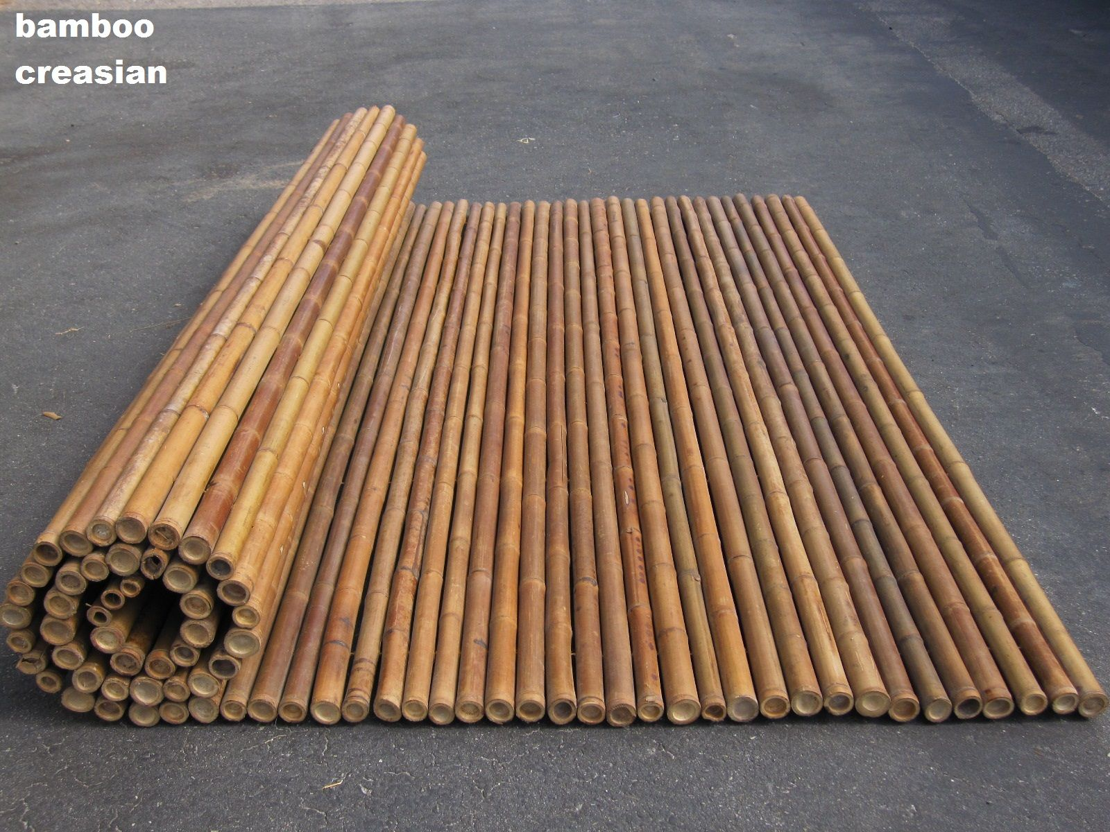 Httpbamboocreasian httpbamboocreasian bamboo fencing yard fencing baanklon Image collections