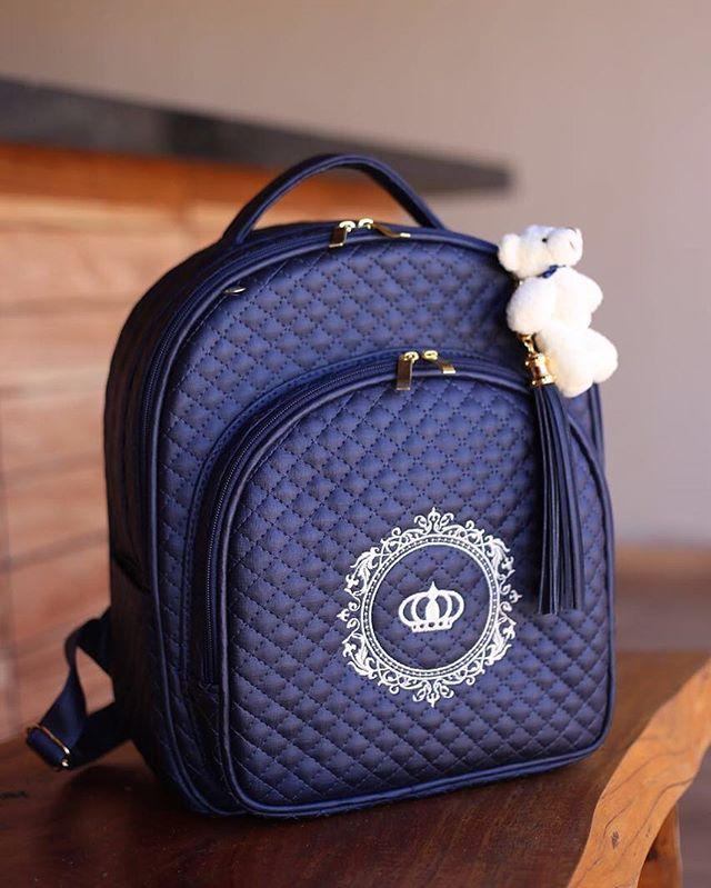 Nossa mochila Média na linha Master Luxo 8f83c429df6