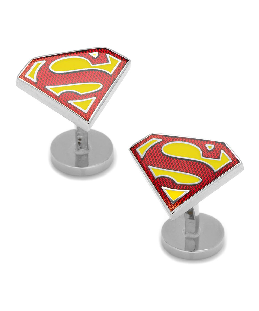 0e8c0b1c069c Intricate Superman Symbol Cuff Links. Intricate Superman Symbol Cuff Links  Superhero Cufflinks ...