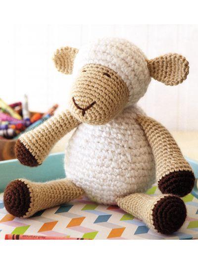 Crochet Patterns - Baby\'s Buddy | ToyZZZ | ToyZZZ | Pinterest