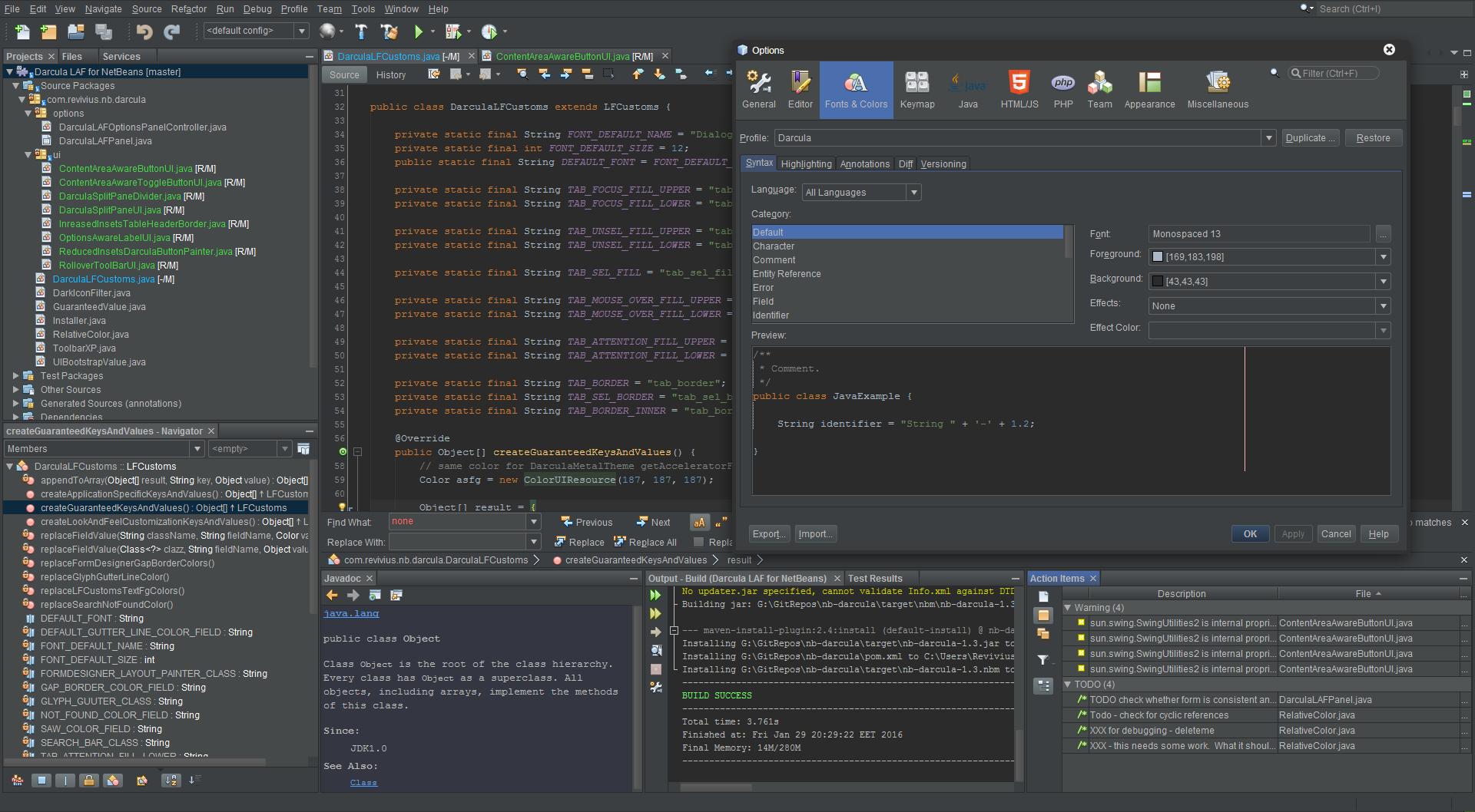 NetBeans Plugin Portal, NetBeans IDE Plugins Repository   Plugins ...