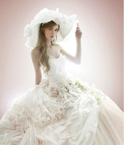 cute wedding dresses | Gorgeous cute girls wedding gowns is usually ...