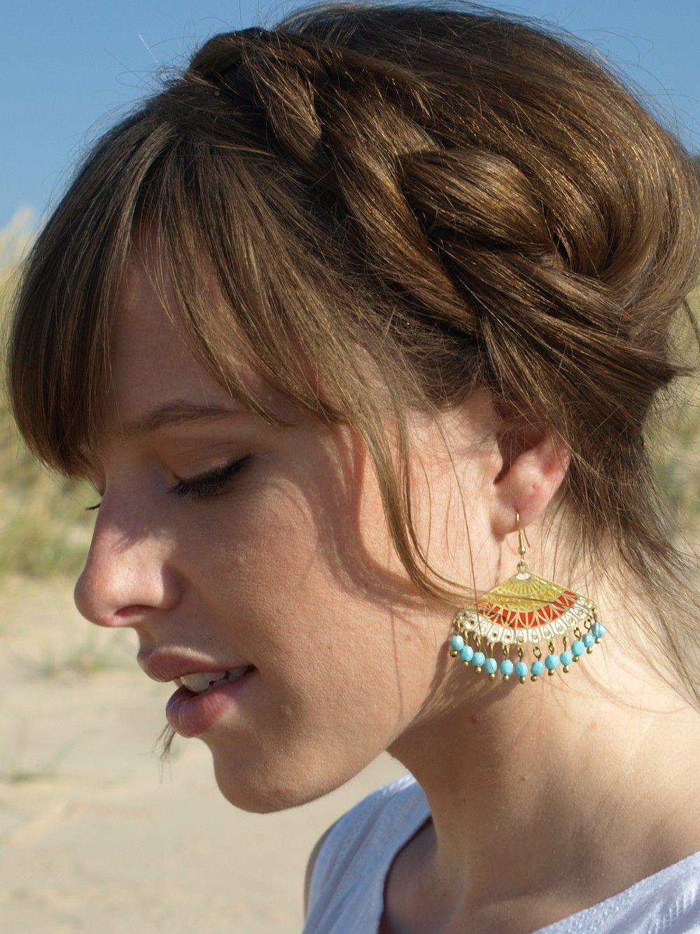 Rococo earrings