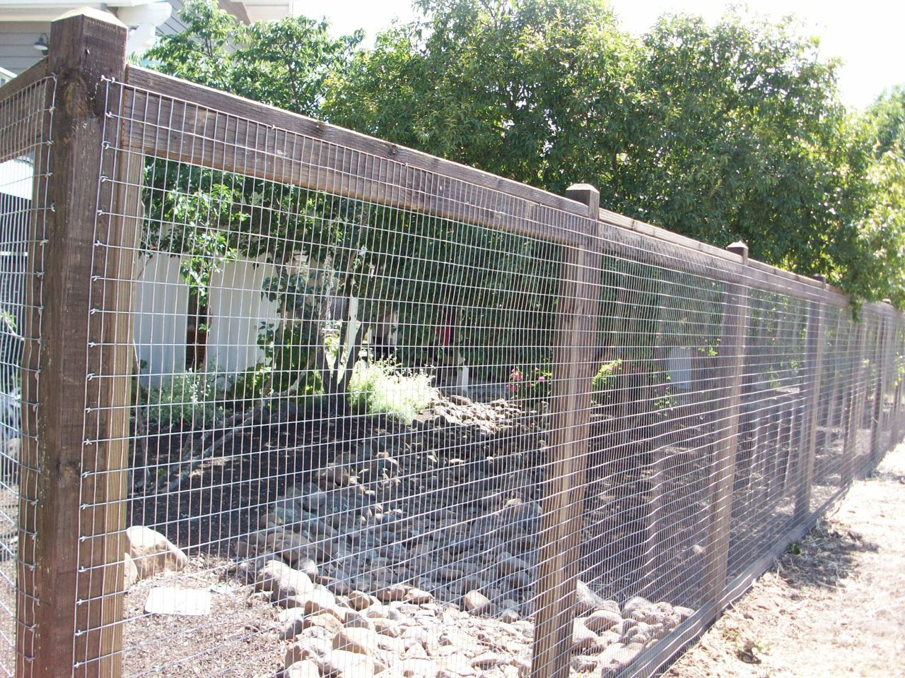 2×4 WELDED WIRE « Arbor Fence Inc   a Diamond Certified Company ...