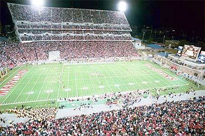 Byrd Stadium Md Terps Football Stadiums Sports Stadium Stadium