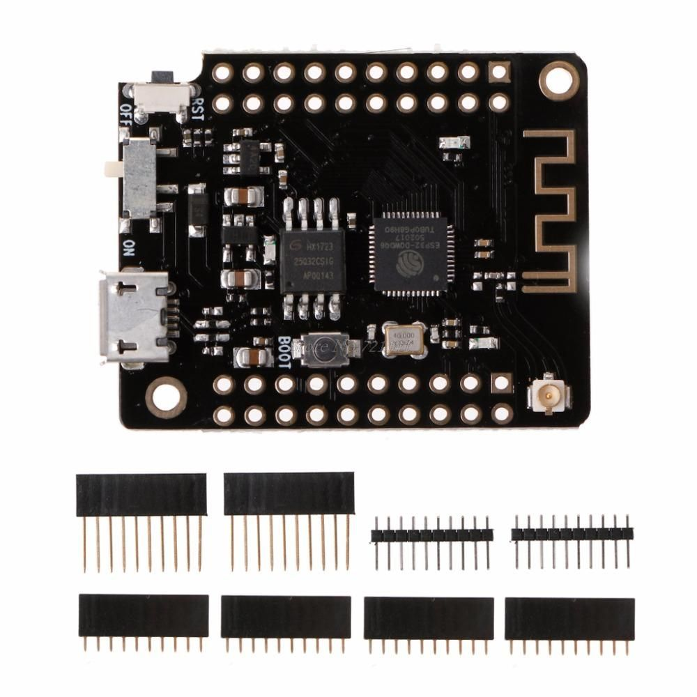 MINI 32 V2 0 ESP32 WiFi 4 2 Bluetooth Module 32-bit 204MHz