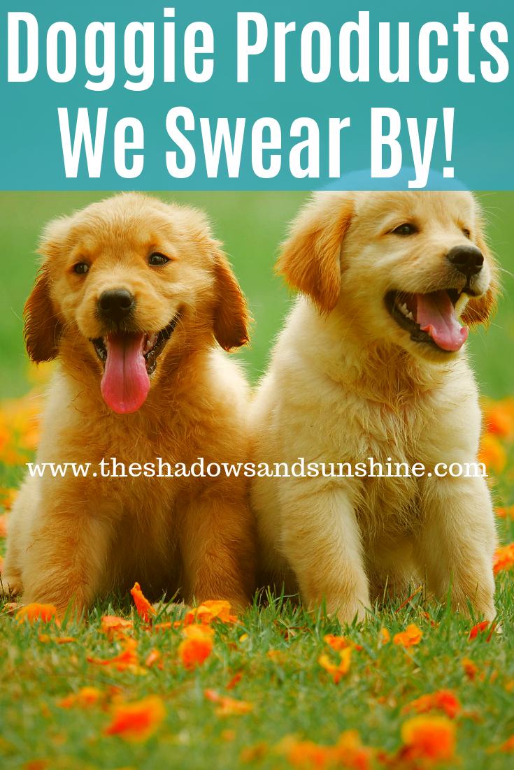 7 Doggie Products We Swear By Golden Retriever Training Golden Retriever Doggy
