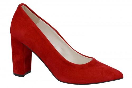 Czolenka Polskiej Marki Massimo Luchcesi Heels Pumps Shoes