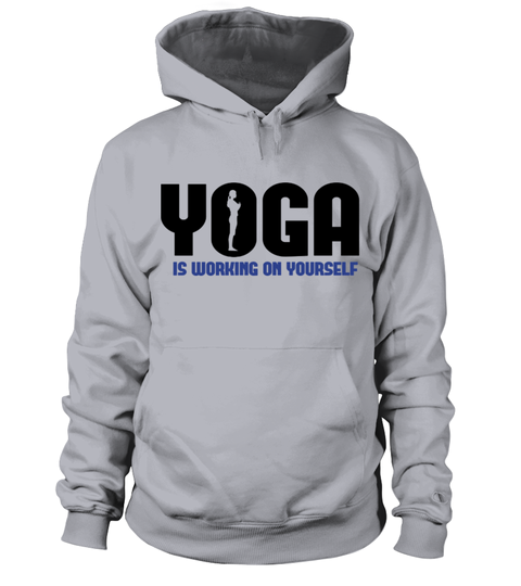 # YOGA T Shirt - Yoga is like Life .  YOGA is like life, It's a balance of holding on and letting go. This insightful yoga t shirt, full of wisdom about yoga and life, is sure to strike a chord with yogis and yoga practitioners everywhere. Makes a great gift, too.If you like yoga this is a nice purchase for you or a cool gift for a yoga friend who practice asanas like downward dogThis cool evolution yoga downward dog asana T-Shirt is designed and printed to be fitted. For a more loose fit…