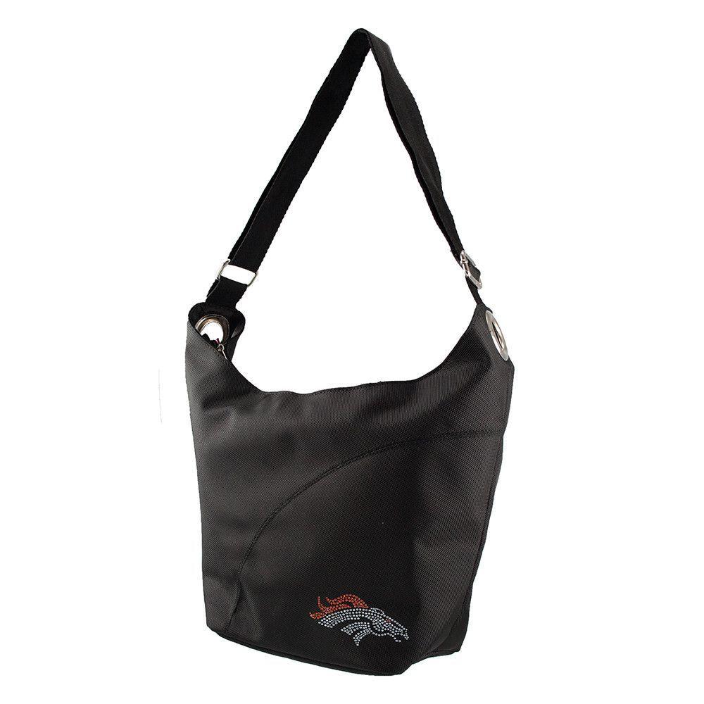 Denver Broncos NFL Sport Noir Sheen Hobo
