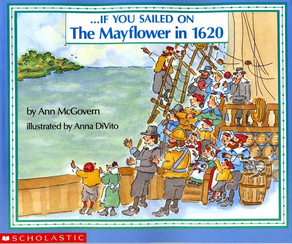 If You Sailed On The Mayflower In