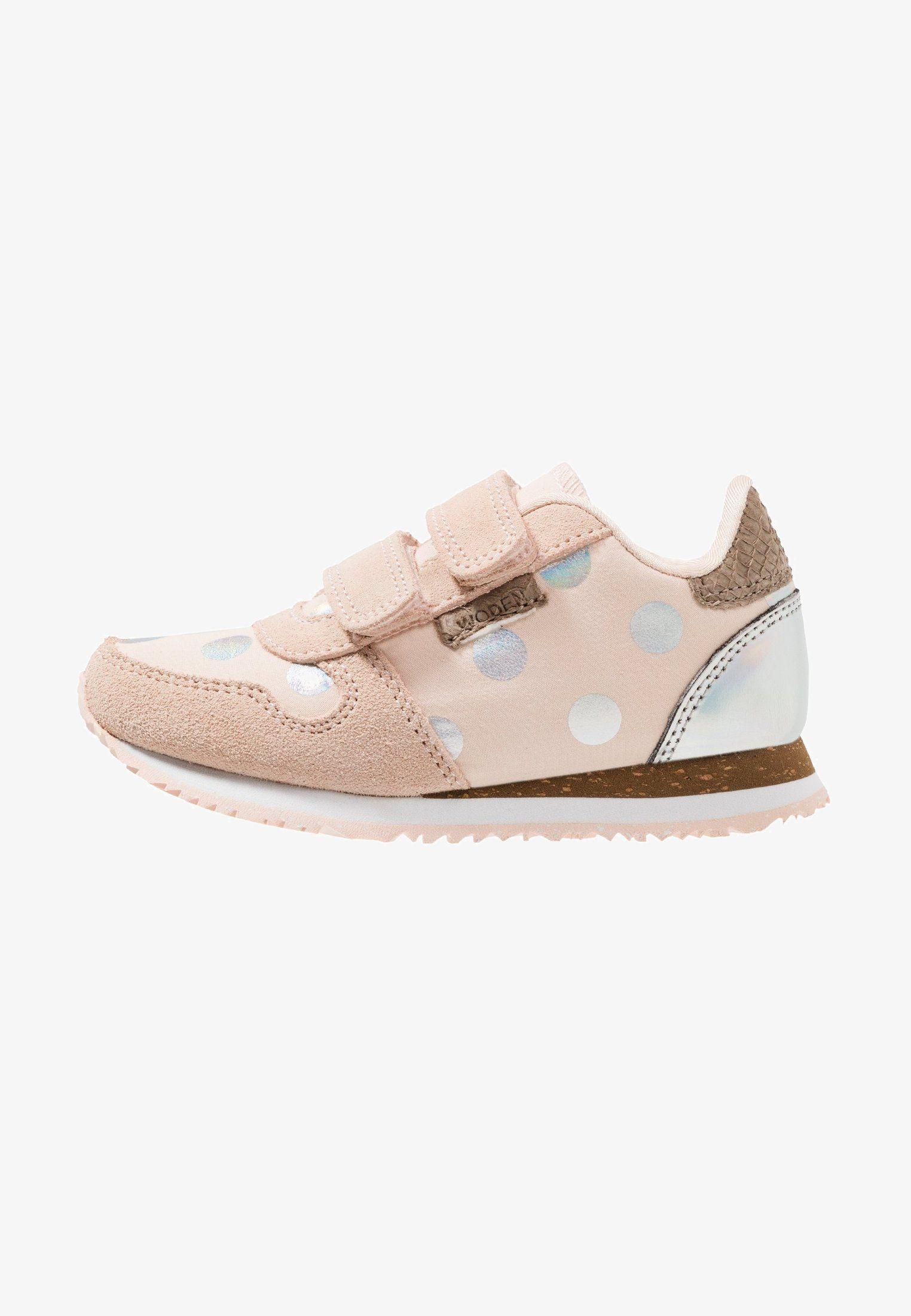 0e9b92bdc35d Woden NORA DOT KIDS TEE - Sneaker low - blush - Zalando.de