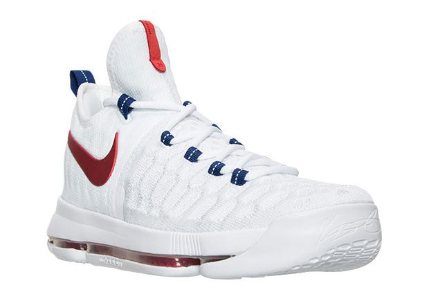 645b569b1be8 The Nike KD 9 USA will arrive at retailers on June 27th for  150 USD and  features a patriotic colorway for the upcoming Rio Summer Olympics.