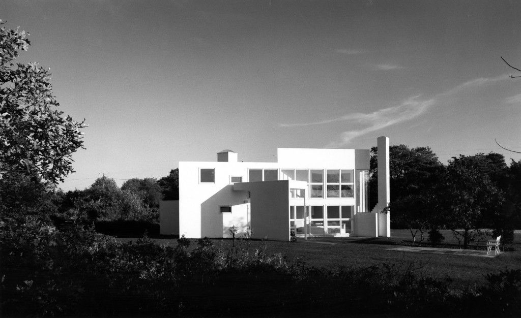 Hoffman House Richard Meier Open Architecture Architecture