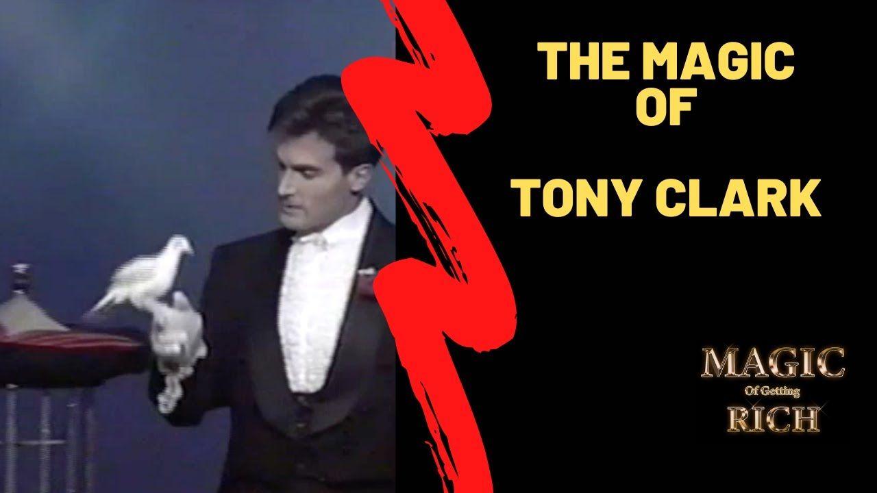 Tony Clark Dove Magic Act. Award Magic in 2020 Tony, The