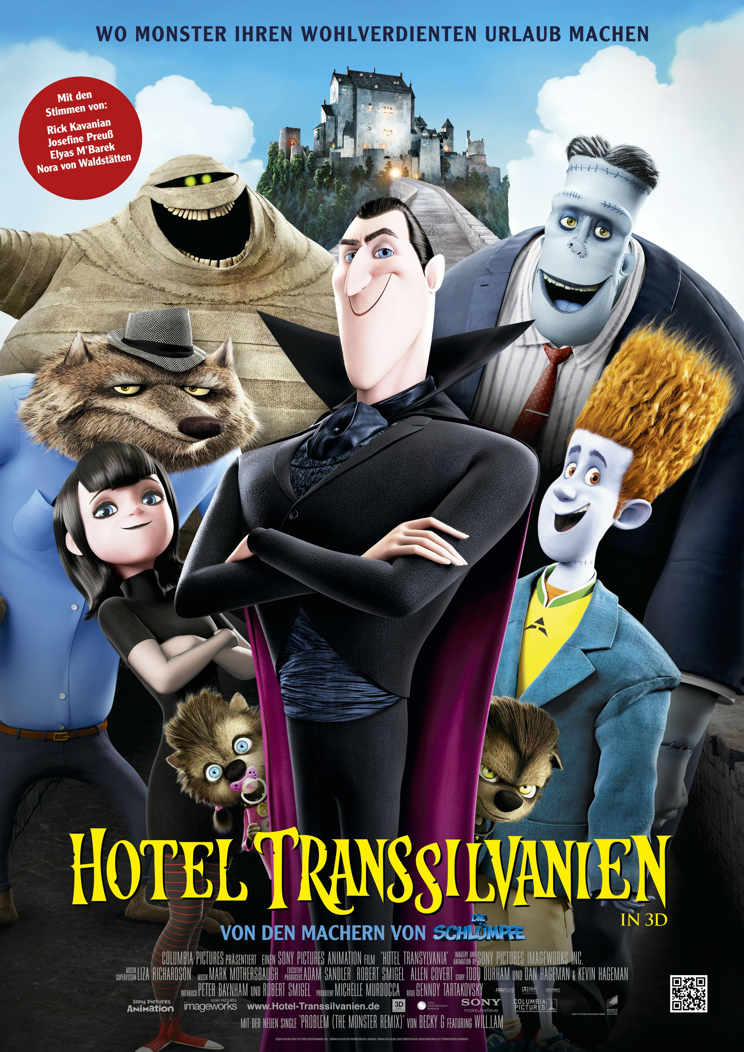 Hotel Transsilvanien DVD Blu Ray Soundtrack Bucher Mit Preis