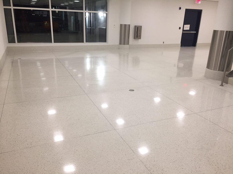 Terrazzo Flooring Contractor Doyle Dickerson Terrazzo