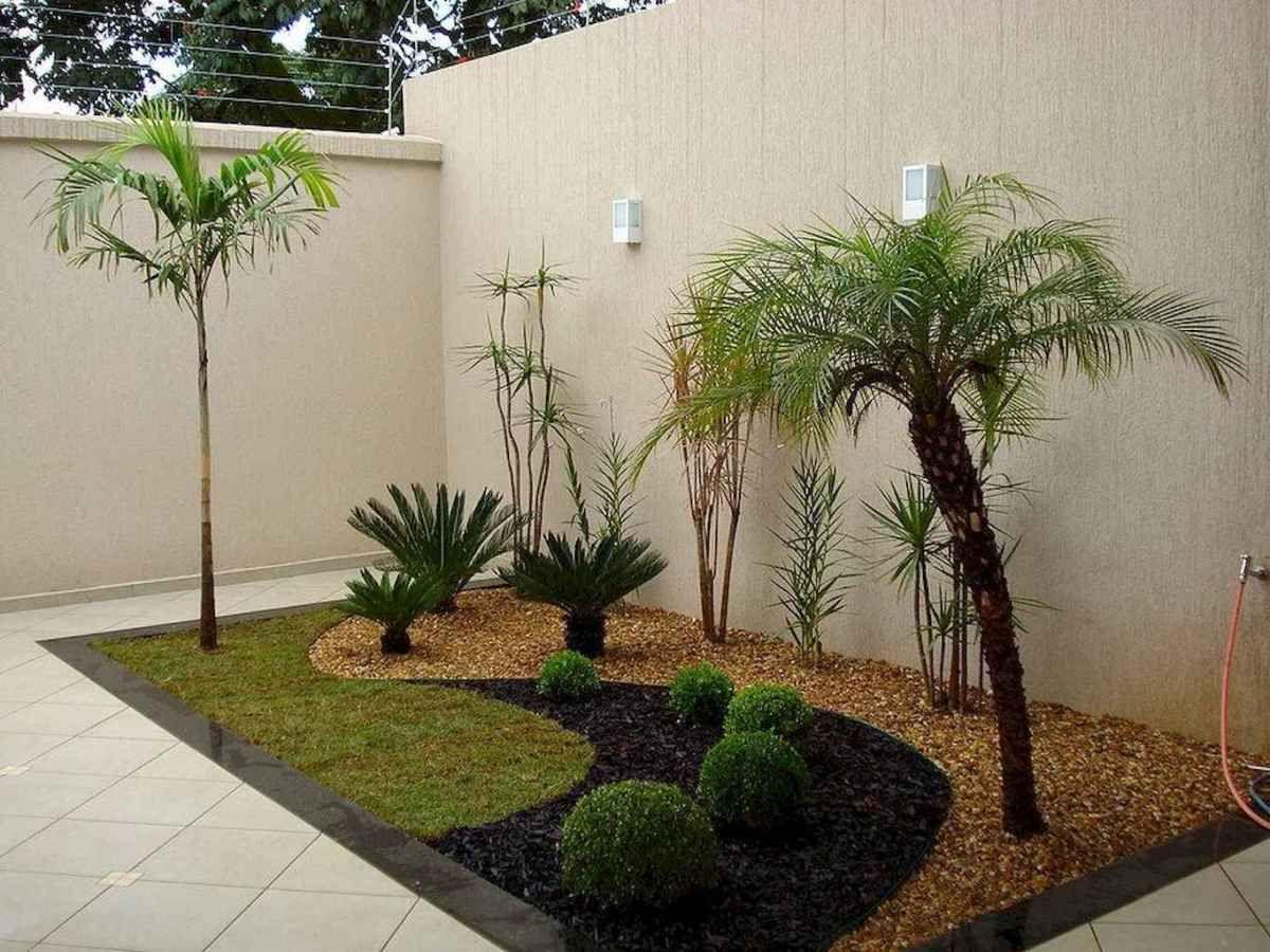 01 Simple Beautiful Small Front Yard Landscaping Ideas Homekover Small Front Yard Landscaping Garden Landscape Design Garden Design