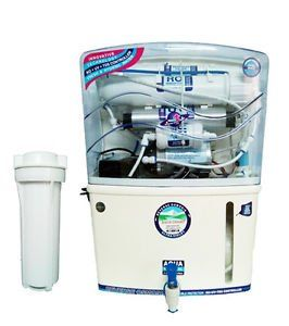 481c52238 Aquagrand Plus Water Purifier RO+UV+UF+TDS Controller FEATURES DOUBLE  PURIFICATION BY