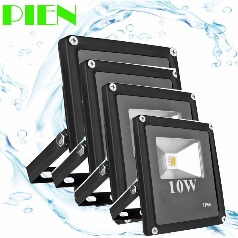 150w 100w Super Bright Outdoor Led Flood Light 50w 30w 20w 10w Projector Reflector Security Spotlights Waterproof Ip66 6pcs Lot Led Flood Flood Lights 12v Led