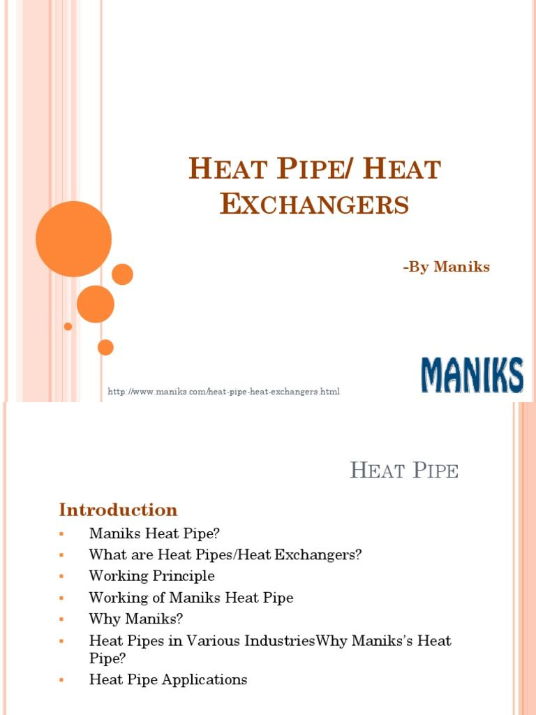 Heat pipe is Heat transfer devices. They are Hollow cylindrical pipes filled with a small/little amount of working fluid that evaporates to produce heat.  sc 1 st  Pinterest & Heat pipe is Heat transfer devices. They are Hollow cylindrical ...