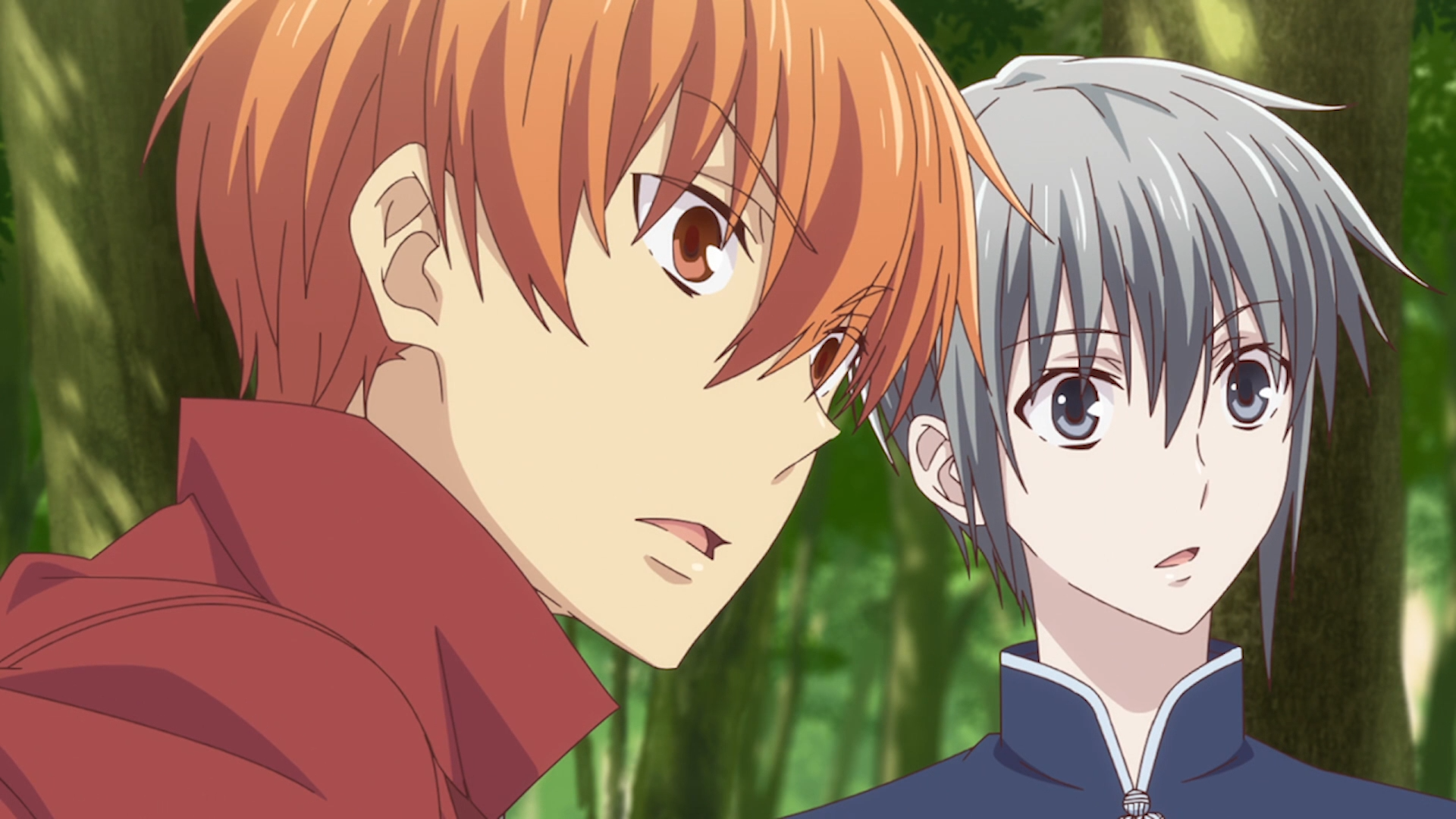 Pin on anime • fruits basket