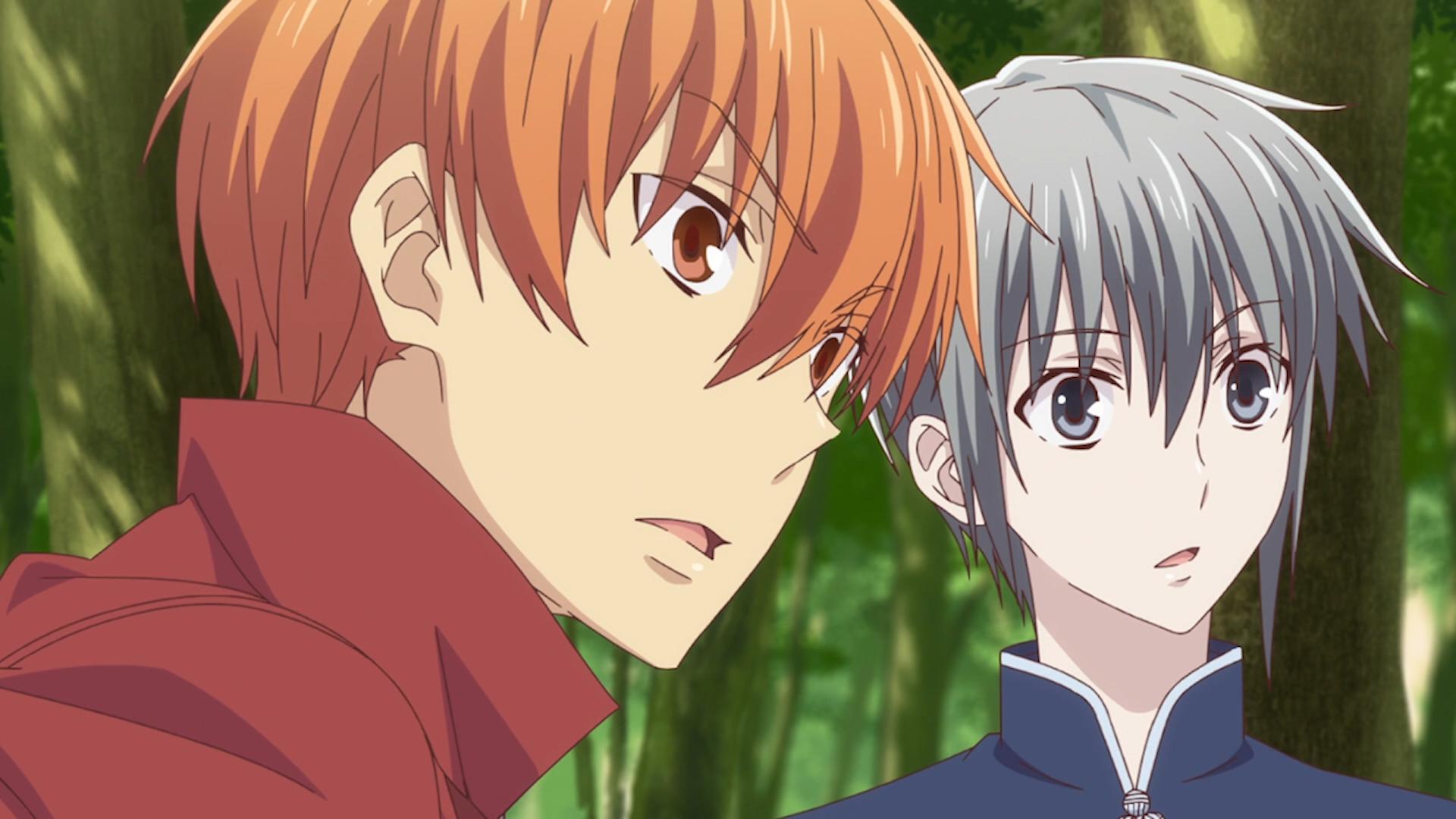 Pin on anime • fruits basket