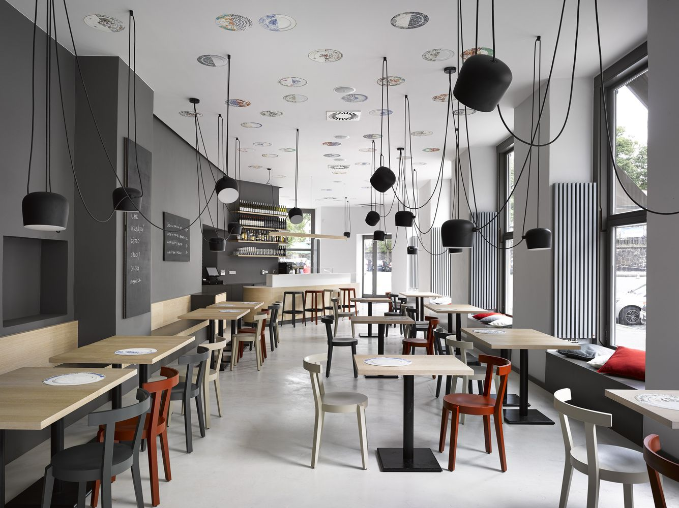 Gallery of cafe bistro bakery zahorsky jra jarousek rochova architekti