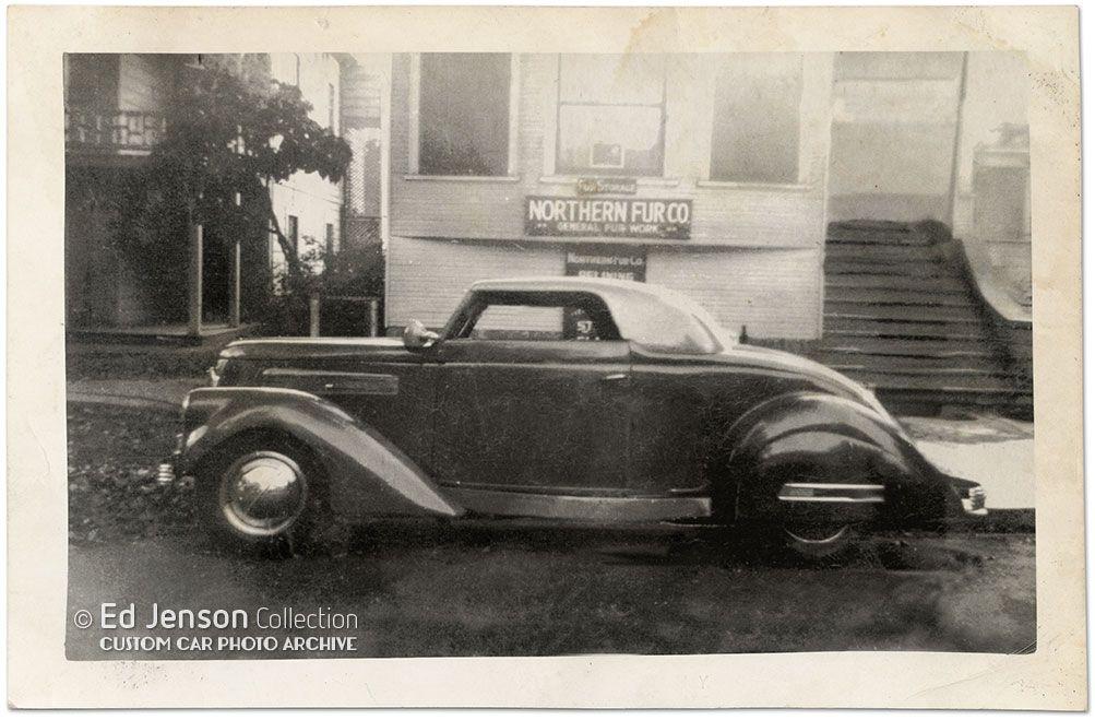in 1943 gene garrett took his 1936 ford to harry westergard this car 1942 Packard Car in 1943 gene garrett took his 1936 ford to harry westergard this car is the